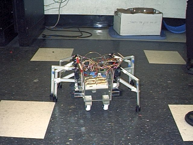 Good Ideas Electrical Engineering Senior Design Project Ericson Mar 39 S Robotics Homepage